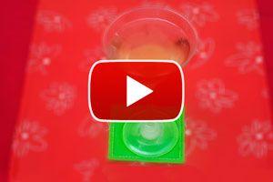 Ilustración de Cómo hacer el trago Cardinale - Video