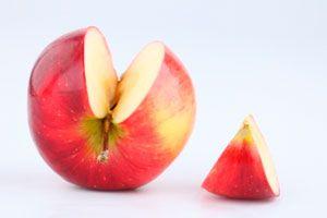 Ilustración de 10 recetas con manzanas