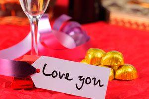 Ilustración de El regalo de San Valentín y sus interpretaciones