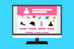 Ilustración de Pasos para Abrir un Negocio en Internet
