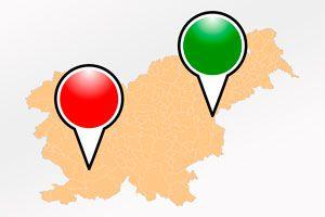 Ilustración de Cómo medir distancias con Google Maps