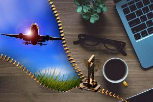 Ilustración de 7 Ideas para Ganar Dinero Viajando
