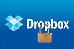 Ilustración de Cómo cifrar archivos en Dropbox
