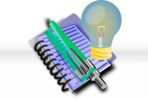 Ilustración de Cómo organizar las ideas