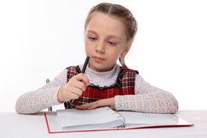 Ilustración de Cómo crear en los niños el hábito de hacer la tarea