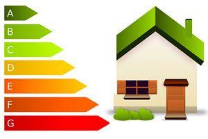 Ilustración de Sistemas para reducir el consumo de energía en casa