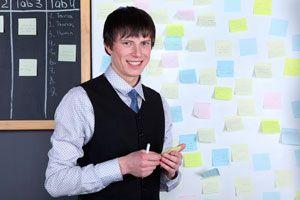 Un trabajo full time implica pasar largas horas en la oficina, con sus ventajas y desventajas