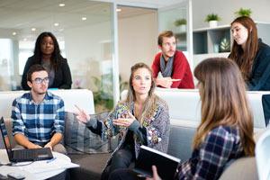 Ilustración de 7 Tips para Motivar a un Equipo de Trabajo