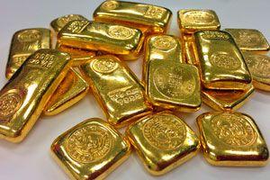 Ilustración de Cómo Invertir en Oro
