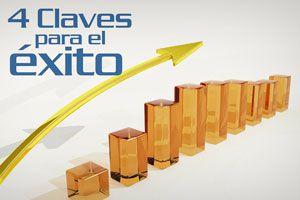Ilustración de Claves para Tener éxito en los Negocios