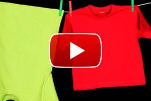 Cómo doblar remeras muy rápido. Método para doblar las camisetas en 2 segundos. Aprende a doblar camisetas o sudaderas bien rápido y simple