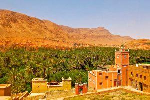 Ilustración de C&oacutemo Planear un Viaje a Marruecos