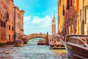 Ilustración de Consejos para Viajar a Venecia