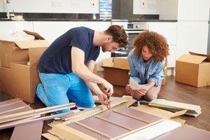 Ilustración de Cómo hacer Muebles de Cartón Prensado