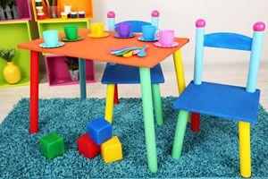 Pasos para crear una mesa para que los niños estudien. Mesa infantil hecha con tus propias manos. Una mesita para los niños
