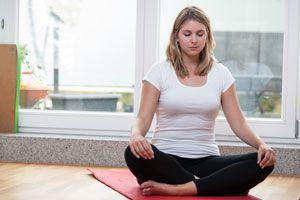 Ilustración de Cómo Empezar a Meditar