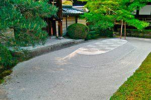 Ilustración de Cómo Crear un Jardín Zen en Casa