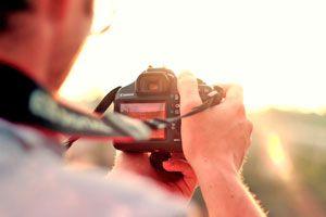 Ilustración de Cómo Tomar Buenas Fotos de Paisajes