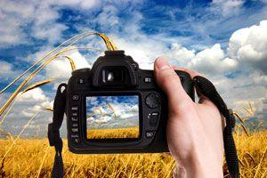 Ilustración de Reglas para Tomar Mejores Fotos