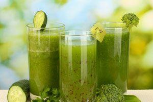 Dieta de alimentos verdes para bajar de peso. Las ventajas de una alimentación verde para perder peso. Cómo consumir frutas y verduras verdes