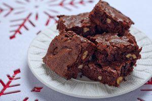Ilustración de Cómo hacer un Brownie Sin Gluten