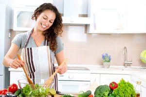 Guía para alimentarse mejor. Consejos para comer más sano todos los días. Tips para comer saludable