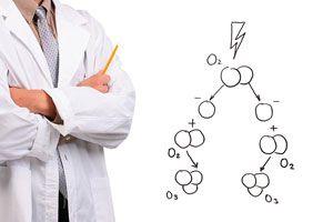 Ilustración de Beneficios de la Ozonoterapia