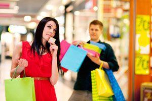 Ilustración de Cómo Evitar las Compras Compulsivas