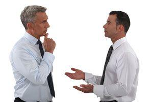 Ilustración de Cómo Ganar una Discusión