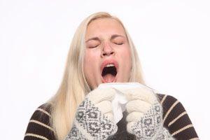 Ilustración de Cómo Prevenir las Alergias en Invierno