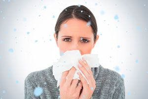 Ilustración de Remedio Casero para el Resfrío