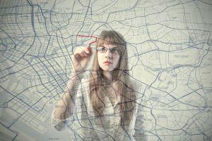 Ilustración de C&oacutemo hacer un Itinerario de Viaje