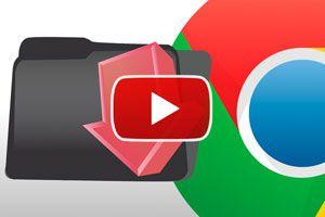 Ilustración de Cómo Cambiar la Carpeta de Descargas en Chrome