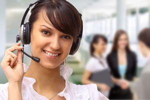 Ilustración de Cómo Hablar con los Clientes por Teléfono