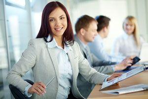 Ilustración de Consejos para Verse Bien en el Trabajo