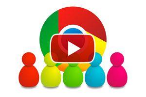 Ilustración de Cómo Crear Usuarios en Chrome