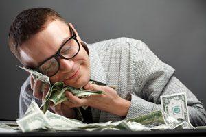 Ilustración de ¿Qué Significa Soñar con Dinero?