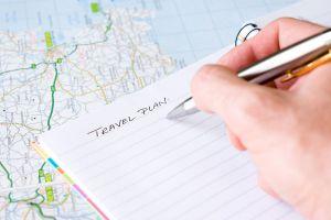Ilustración de Cómo Escribir un Relato de Viaje
