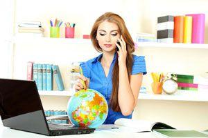 Ilustración de Tips para Comprar en una Agencia de Viajes