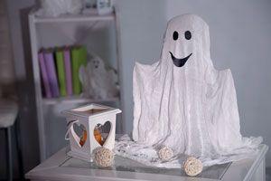 Ilustración de Cómo Identificar Fantasmas y Espíritus