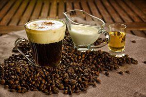 Ilustración de Cómo hacer Café Irlandés