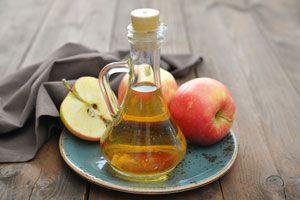 Ilustración de Propiedades del Vinagre de Manzana