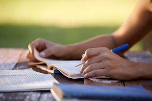 Ilustración de Cómo Escribir un Libro