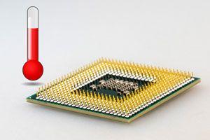 Ilustración de Cómo Reducir la Temperatura del Procesador