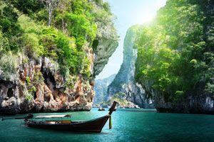Ilustración de Cómo Viajar por Asia