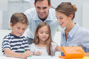 Ilustración de Cómo Enseñar a los Niños sobre el Éxito y el Fracaso