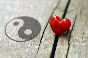 Ilustración de Consejos del Feng Shui para Atraer el Amor