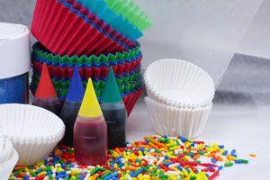 Ilustración de Cómo hacer Colorantes Caseros