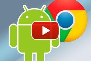 Ilustración de Cómo Abrir Aplicaciones de Android en Google Chrome