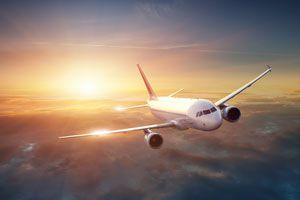 Ilustración de Cómo Viajar en Avión por Primera Vez